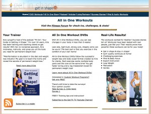 Allinoneworkout.com